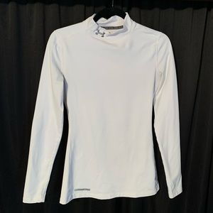 Under Armour Cold Gear Mock Neck long sleeve